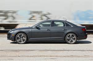 Audi As4 2017 Audi A4 Quattro Test Review