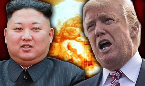 donald trump world war 3 world war 3 donald trump issues stark threat to north