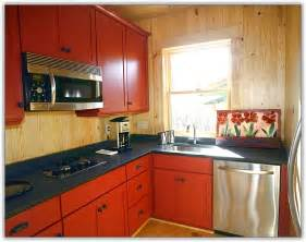exceptional What Color Cabinets For A Small Kitchen #1: best-color-for-kitchen-cabinets-in-small-kitchen.jpg