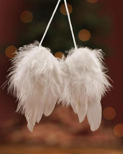 fluffy feather christmas tree decoration angel wings fluffy winter white wings feather tree easter