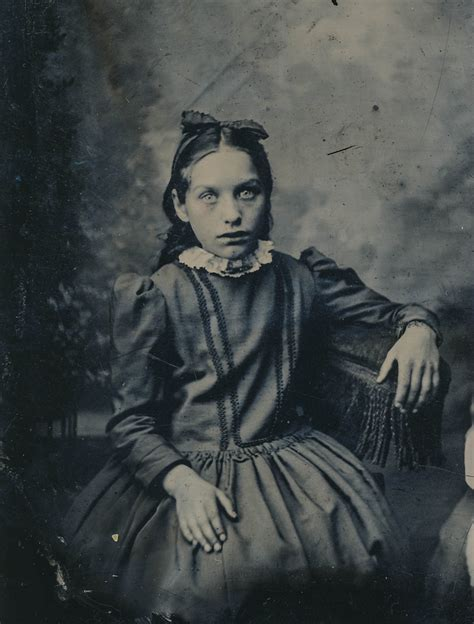 creepy vintage photographs   early