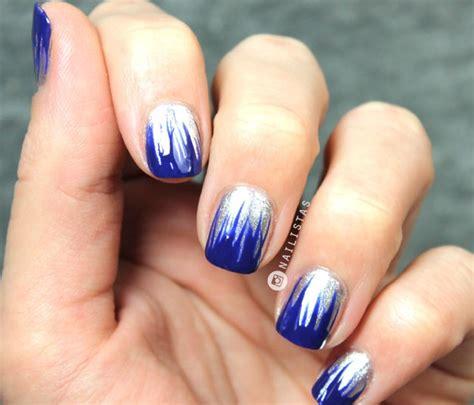 imagenes de uñas decoradas azules ideas para decorar las u 241 as de azul mis u 241 as decoradas
