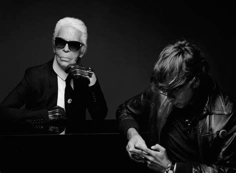 Karl Lagerfelds Own Brand Is Set To Expand by Hedi Slimane Archives Fib Fib