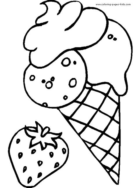 free coloring pages ice cream sundae ice cream sundae coloring page clipart panda free