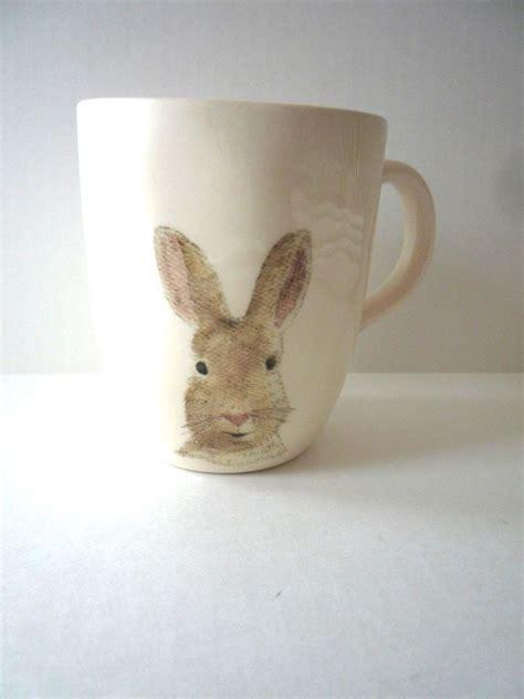 dunn mug new magenta dunn happy easter bunny rabbit mug cup