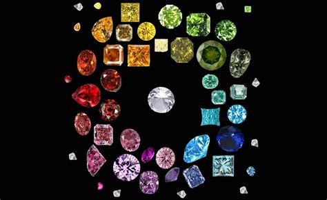 different color diamonds did you about different colors of diamonds