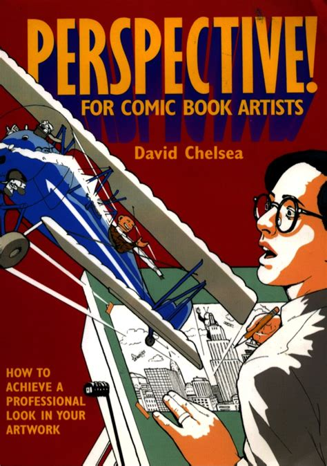 Ebook Perspective For Comic Book Artist By David Chelsea david chelsea perspective for comic book artists