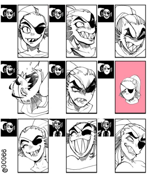 Meme Expression Faces - undyne expressions meme undertale know your meme