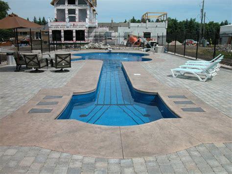 guitar shaped swimming pool a 62 foot long swimming pool shaped like a les paul custom