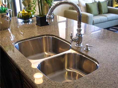 Granite Undermount Kitchen Sink Undermount Granite Kitchen Sinks Rafael Home Biz With Undermount Kitchen Sink How To Choose A