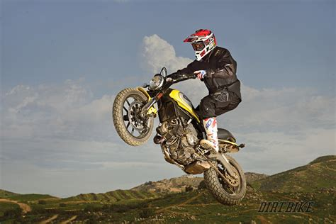 ducati motocross bike ducati scrambler off road monster dirt bike magazine