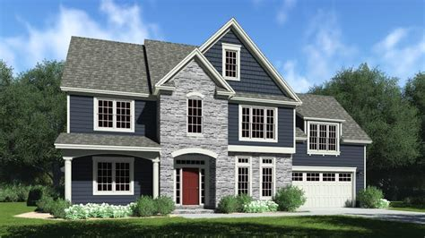 choosing color for your home s exterior the order of things
