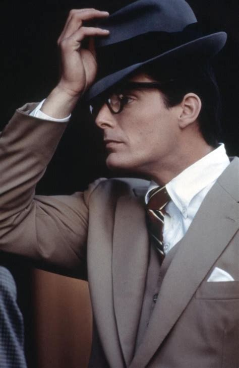 christopher reeve as clark kent 55 best christopher reeve superman images on pinterest