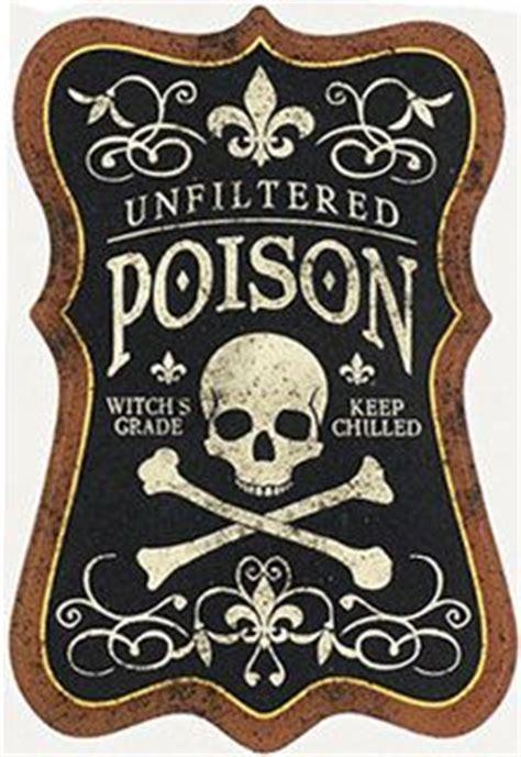 printable poison labels printables on pinterest halloween labels halloween