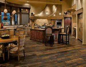7 beautiful kitchens with antique wood flooring pictures kitchen islands amp carts on sale wood amp metal mobile