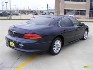 2002 Chrysler Concorde Limited 2002 Sapphire Blue Pearl Chrysler Concorde Limited