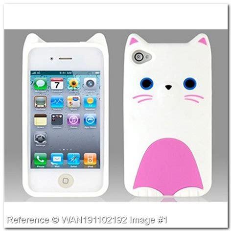 Iphone 5 5s Silicone 3d Hello Kode Df2220 1 10 95 eur helloipad gato de dibujos animados en 3d