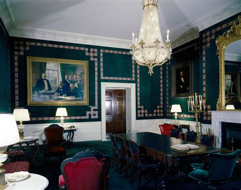 Rooms Of The White House by The Kennedy Gallery