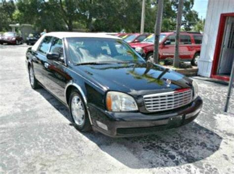Cadillac For Sale In Florida by Cadillac For Sale In Florida Carsforsale