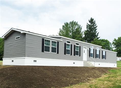 single wide mobile homes exterior www pixshark