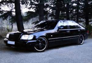 Mercedes S600l 1998 Mercedes S600l 7 0 Amg Specifications Photo