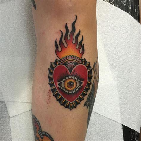 eyeball tattoo heart 38 heart tattoo designs ideas design trends premium