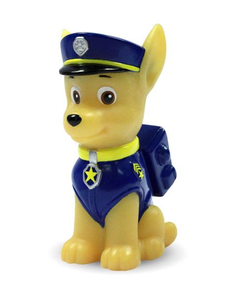 paw patrol light up scooter paw patrol chase illumi mate colour changing led light