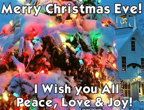 merry christmas eve peace love  joy pictures   images  facebook tumblr