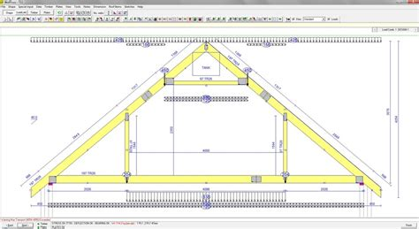 Roof Truss Design Trussed Rafter Roof Trusses Design And Layout Software