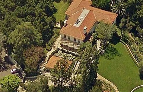 angelina jolie house angelina jolie los feliz house aerial pics