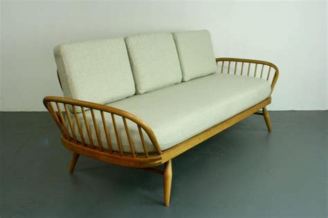 Ercol Studio Sofa by Refurbished Vintage Ercol 355 Studio Sofa Bed With