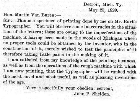the lincoln letter william martin lean as practiced in backwoods 19th century michigan