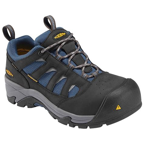 composite toe athletic shoes composite toe waterproof athletic work shoe keen k1008301