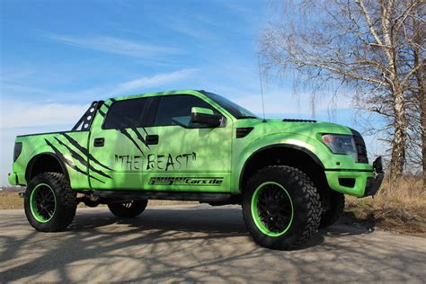 Ford F650 Daten by Angetestet Ford F 150 Raptor Quot The Beast Quot By Geigercars