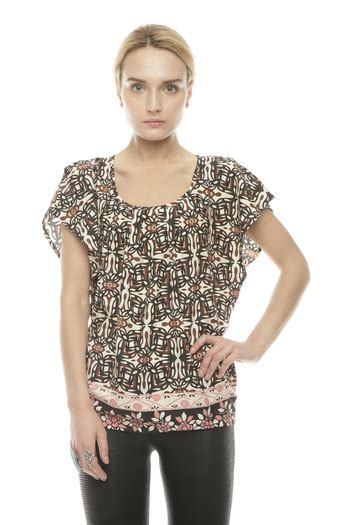 Top Anggie By Konik Shop angie butterfly sleeve top from acworth by jade shoptiques