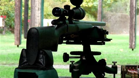 caldwell rock bench rest caldwell rock br rifle benchrest hd youtube