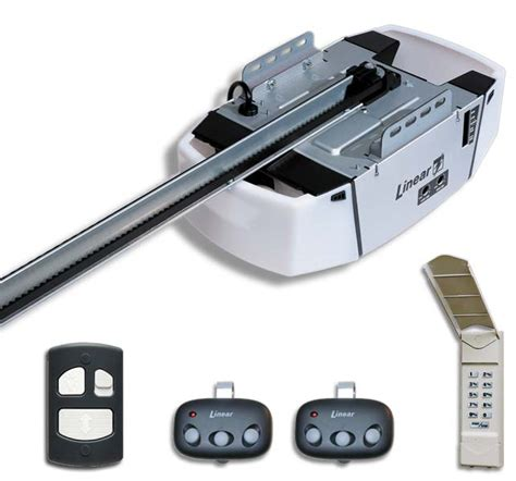 Garage Door Opener Kit 1 2 Hp Premium Dual L Garage Door Operator Kit Belt