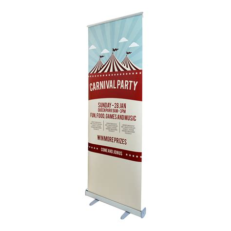 roll up banner e banner malaysia