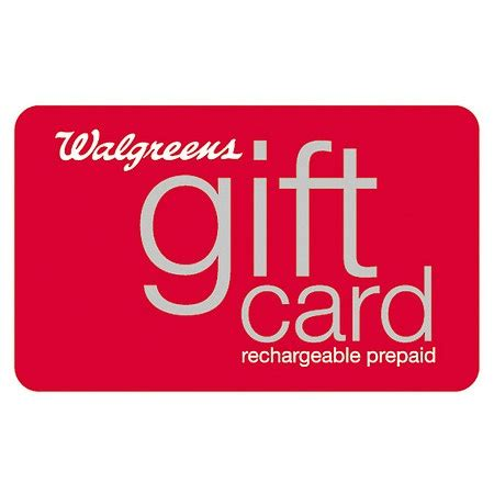 Gift Cards For Sale At Walgreens - walgreens 25 rechargeable gift card walgreens