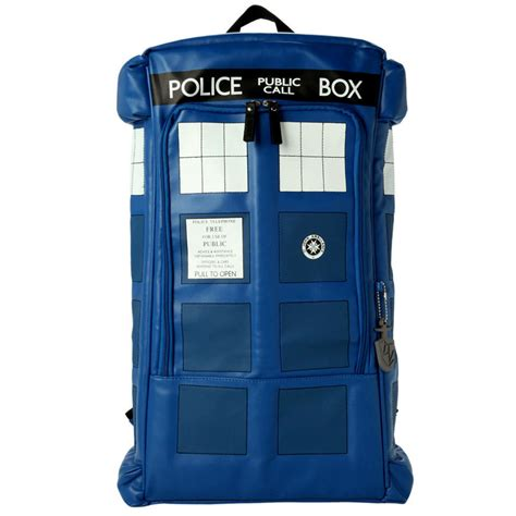 Doctor Bag Series 953 1 doctor who backpack knapsack bag