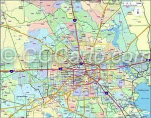 Houston Zip Code Map Pdf by Houston Zip Codes Harris County Tx Zip Code Boundary Map
