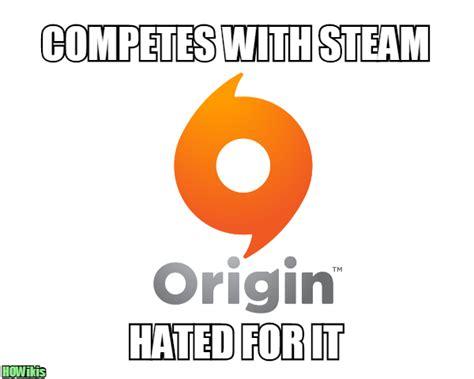 Meme Origin - install origin visihow