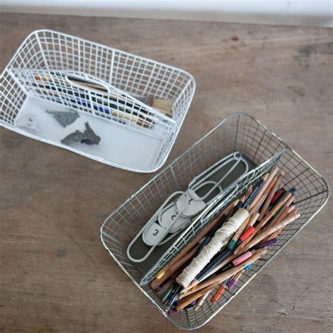 Enduro Mug Tray Mg T nkuku ashu storage tray distressed white 13cm h x