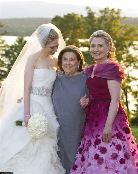 Chelsea Clinton Wedding Dresses by Chelsea Clinton Wedding Dress Http Bestideasnet
