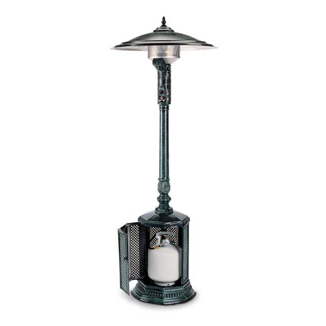 Cast Iron Patio Heater Arctic Sun Cast Iron Natural Gas Patio Heater 47033