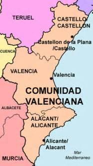 La Liga Tables Datos B 225 Sicos De La Comunidad Valenciana