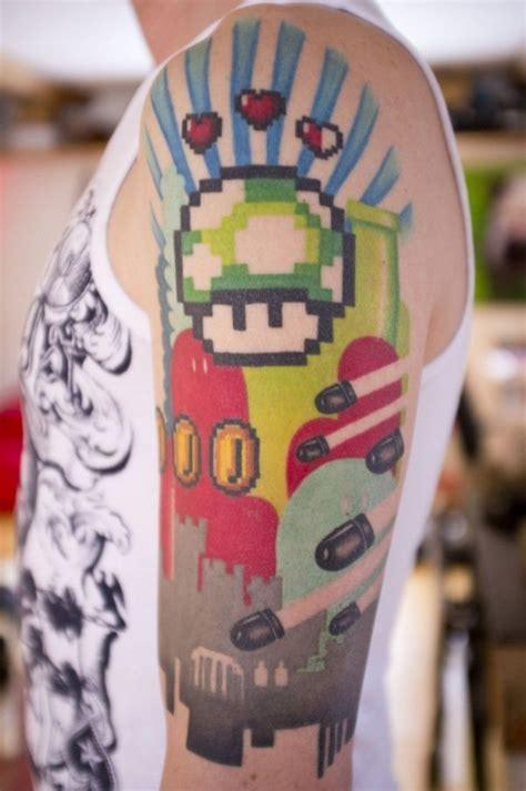 old school video game tattoo guia da tatuagem conhe 231 a diferentes estilos de desenho