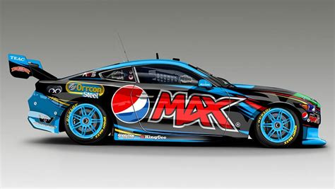 Mustang V8 Supercar in 2017?   Mustangs On The Move