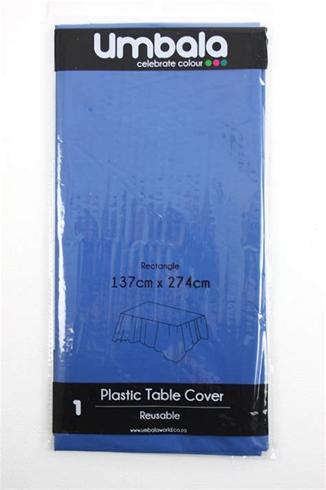 royal blue table covers royal blue plastic table cover partyspot