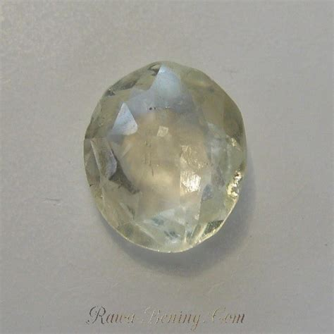Cincin Ruby D 154 batu permata sapphire kuning antik 1 54 carat